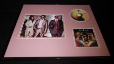 Boyz II Men Group Signed Framed 16x20 Collide CD & Photo Display