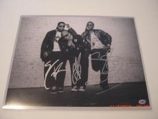 Boyz Ii Men Ill Make Love To You 3 Sigs Td/holo Signed 11x14 Photo