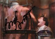 "BRAD GARRETT VOICE of FATSO in ""CASPER"" Signed 1995 UNIVERSAL CITY STUDIOS CARD #31"