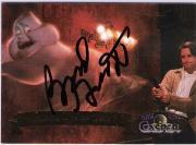 "BRAD GARRETT VOICE of FATSO in ""CASPER"" Signed 1995 UNIVERSAL CITY STUDIOS CARD #38"