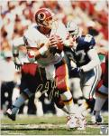 Autographed Brad Johnson Photograph - Washington Redskins 16x20 Mounted Memories