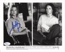 BRAD PITT HAND SIGNED 8x10 PHOTO    AWESOME+RARE     LEGENDS OF THE FALL    JSA