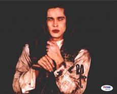Brad Pitt Interview with Vampire Autographed Signed 8x10 Photo Authentic PSA/DNA