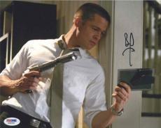 Brad Pitt Mr & Mrs Smith Autographed Signed 8x10 Photo Certified PSA/DNA COA