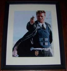 SALE! Brad Pitt SEVEN Signed Autographed 11x14 Framed Photo PSA DNA COA