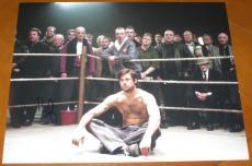 Brad Pitt Signed 11x14 Photo Authentic Autograph Moneyball Oceans Seven Coa A