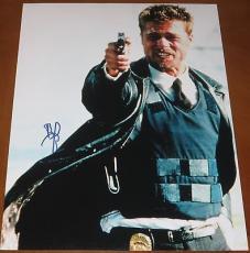 Brad Pitt Signed 11x14 Photo Authentic Autograph Moneyball Oceans Seven Coa C