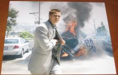 Brad Pitt Signed 11x14 Photo Authentic Autograph Moneyball Oceans Seven Coa D