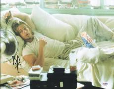 Brad Pitt True Romance Signed 11X14 Photo PSA/DNA #U72168