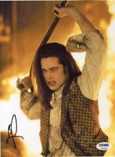 Brad Pitt Signed 8x10 Photo Autographed Psa/dna #t23082