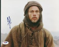 Brad Pitt Signed 8X10 Photo Autographed PSA/DNA #U65933