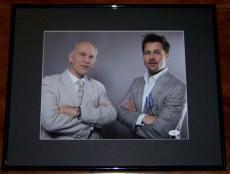 Brad Pitt Signed Autographed 11x14 Photo JSA COA Matted & Framed