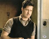 Brad Pitt Signed Inglourious Basterds Autographed 11x14 Photo PSA/DNA #AA31561
