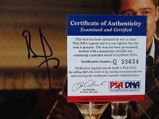 Brad Pitt Signed Mr & Mrs Smith Authentic 8x10 Photo (PSA/DNA) #Q33634