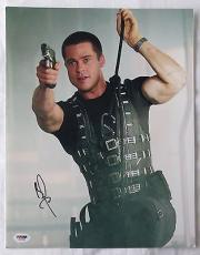Brad Pitt Signed Mr & Mrs Smith Autographed 11x14 Photo (PSA/DNA) #J03390