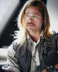 "Brad Pitt Signed ""Oceans 13"" Authentic Autographed 8x10 Photo (PSA/DNA) #F95771"