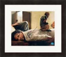 Bradley Cooper autographed 8x10 photo (Hangover 2 with Monkey) #SC1 Matted & Framed