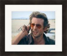 Bradley Cooper autographed 8x10 photo (The Hangover) #SC3 Matted & Framed