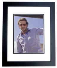 Bradley Cooper Signed - Autographed HANGOVER 8x10 inch Photo BLACK CUSTOM FRAME - Guaranteed to pass PSA or JSA