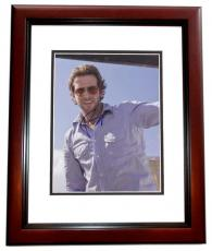 Bradley Cooper Signed - Autographed HANGOVER 8x10 inch Photo MAHOGANY CUSTOM FRAME - Guaranteed to pass PSA or JSA