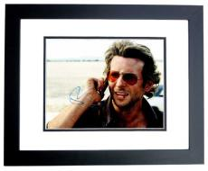 Bradley Cooper Signed - Autographed The HANGOVER 8x10 inch Photo BLACK CUSTOM FRAME - Guaranteed to pass PSA or JSA