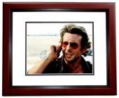 Bradley Cooper Signed - Autographed The HANGOVER 8x10 inch Photo MAHOGANY CUSTOM FRAME - Guaranteed to pass PSA or JSA