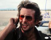 Bradley Cooper Signed Awesome HANGOVER 11X14 Photo JSA