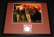 Bradley Cooper Signed Framed 16x20 Photo Display A-Team The Hangover