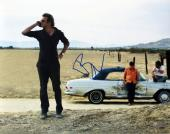Bradley Cooper Signed Hangover Authentic Autographed 11x14 Photo PSA/DNA #J36428