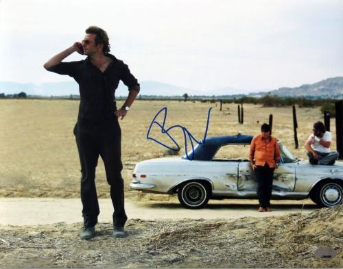Bradley Cooper Signed Hangover Authentic Autographed 11x14 Photo PSA/DNA #J36428