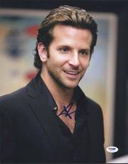 Bradley Cooper The Hangover Signed 11X14 Photo PSA/DNA #U52830