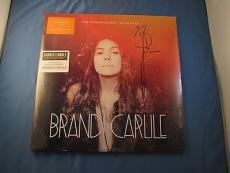 Brandi Carlile The Firewatcher's Daughter Barnes & Noble Signed Album Autograph