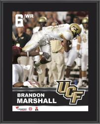 Brandon Marshall UCF Knights Sublimated 10.5'' x 13'' Plaque