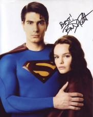 BRANDON ROUTH signed *SUPERMAN RETURNS* 8X10 photo Clark Kent PROOF W/COA #3