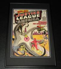 Brave & The Bold #28 Justice League of America Framed 10x14 Cover Poster Photo