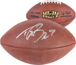 Drew Brees Autographed Super Bowl 44 Pro Football