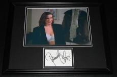 Brenda Strong Signed Framed 11x14 Photo Display Seinfeld Sue Ellen Mischke
