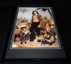 Brendan Fraser 1999 Framed 11x17 Photo Poster Display George of the Jungle