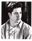 Brendan Fraser-signed photo