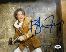 Brendan Fraser Signed The Mummy Authentic Autographed 8x10 Photo PSA/DNA#AE20711