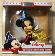 Bret Iwan Signed Autographed Metalfigs Sorcerers Apprentice Mickey Mouse JSA