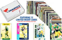 Brett Favre Green Bay Packers Collectible 15 Card Insert / Limited Edition Lot