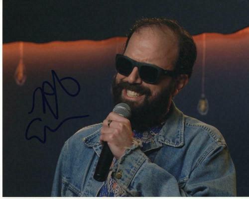 Brett Gelman Signed Autographed 8x10 Photo - Murray Stranger Things, Fleabag
