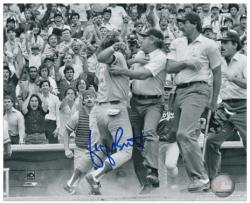 "George Brett Kansas City Royals Pine Tar Incident Autographed 8"" x 10"" Photograph"