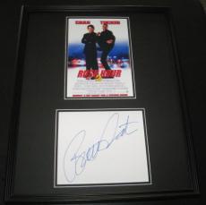Brett Ratner Rush Hour 2 Signed Framed 16x20 Photo Display JSA