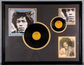 BRF Jimi Hendrix Album Display Facsimile Autograph 24×20
