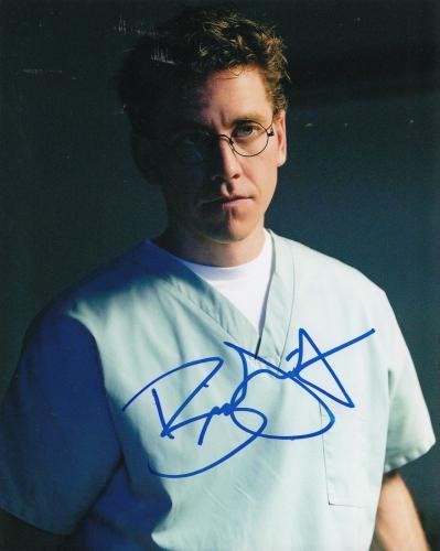 BRIAN DIETZEN signed (NCIS) TV SHOW 8x10 photo *JIMMY PALMER* W/COA