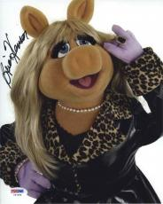 Brian Henson Miss Piggy Muppets Autographed Signed 8x10 Photo Certified PSA/DNA