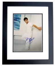 Brian Littrell Signed - Autographed Backstreet Boys 11x14 Photo BLACK CUSTOM FRAME