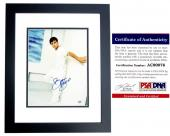 Brian Littrell Signed - Autographed Backstreet Boys 11x14 inch Photo with PSA/DNA Certificate of Authenticity (COA) BLACK CUSTOM FRAME